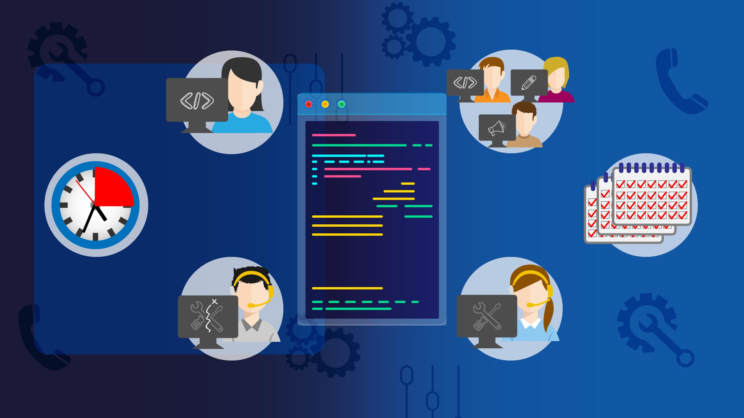 Independent developer or software development company?
